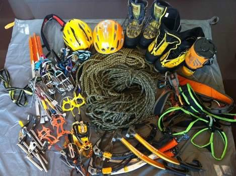 Gear fettish or essentials ?